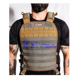 Wholesale military: 0.6mm Coyote Hypalon Coated Fabric for Military Vest