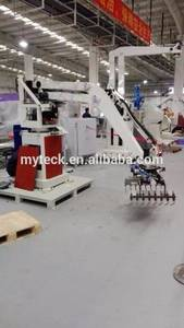 Wholesale handing system: Good Quality Robotic Hand Palletizer/ Palletizing Machine with Conveyor System for Sale