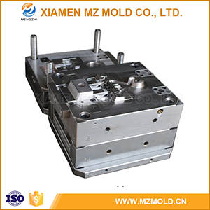 Wholesale plastic injection molding products: Precise Injection Plastic Mold for  Double Color Products