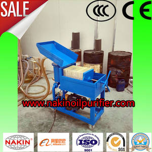 Wholesale clean paper: Plate Press Oil Cleaning Machine,Paper Oil Filter Machine