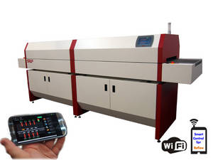 Wholesale Electronics Production Machinery: 8 Zone Reflow Soldering Machine