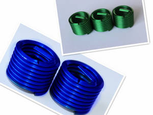 Wholesale fastener: New Type of Threaded Fasteners M5*0.8 Wire Thread Inserts