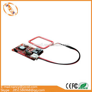 Wholesale jst: 13.56 Mhz Rfid Wire Coil Rfid Antenna Coil with JST Connector