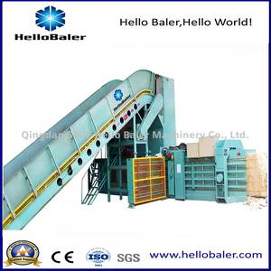 Wholesale china baler: China Automatic Baling Press Machine for Paper Recycling