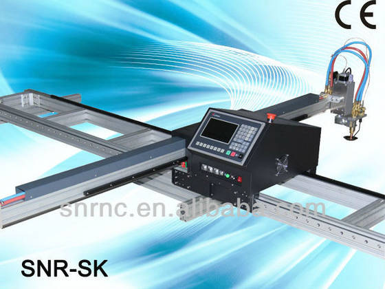 Sell portable high accuracy servo motor cnc cutting machine
