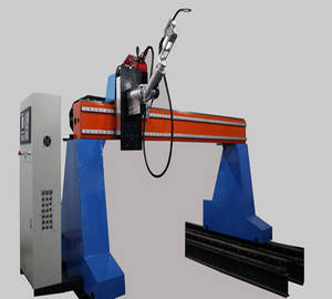 Wholesale financial platform: SNR-MP-WR Gantry Type Robot Welding Machine