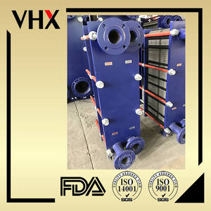 Wholesale heat exchanger: Gasketed Plate Heat Exchanger Manufacturer in China