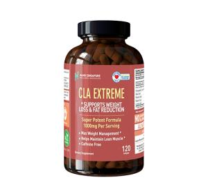 Wholesale cla: CLA Extreme Super Potent 1000mg - Safflower Seed Oil, Lean Muscle - Non-GMO Verified (120 Softgels)