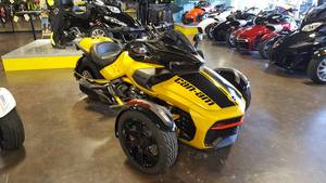 Wholesale s: CHEAP AUCTION SALES for 2017 CAN-AM SPYDER F3-S Daytona 500 SE6 Three Wheel Motorcycle