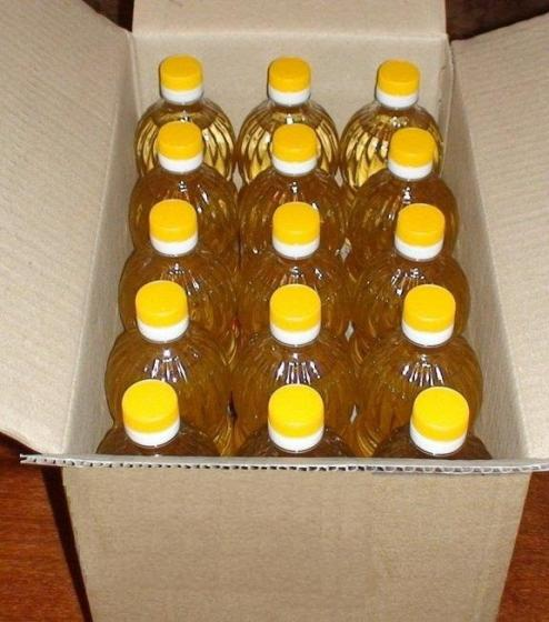 Sell 100% Refined Sunflower Edible Oil / Vegetable Oil..Factory Price