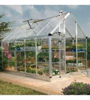 Palram Snap and Grow Greenhouse 6ft.W X 12ft.L, 72 Sq. Ft