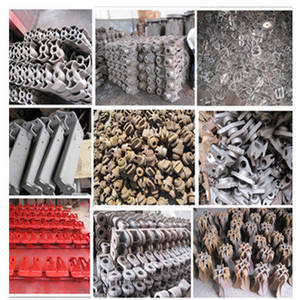 Wholesale General Mechanical Components Processing Services: Casting Parts Mechanical Spare Parts Engineering Parts Stainless Steel Alloy Steel Carbon Steel