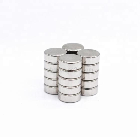 Strong Neodymium Magnets 10mm X 5mm Grade N50 Rare Earth Round Disc Magnet