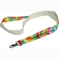 Printing Lanyard with ID Card Holder