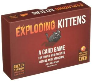 Wholesale game card: Exploding Kittens Card Game