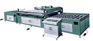 Wholesale pool table: Automatic Silk Screen Printing Glass Machine