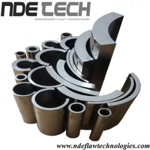 Wholesale Industrial Metal Detectors: NDT ASME Angle Beam Calibration Block for Pipe