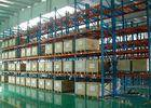 Wholesale cross locating bearings: 3000kg/Level Conventional Selective Heavy Duty Storage Racks , Metal Racking Systems