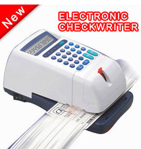 Wholesale storage can: Electronic Checkwriter