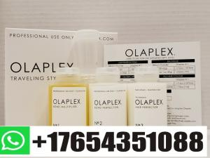Wholesale travel: Olaplex Traveling Stylist Kit for All Hair Types NO 1 & 2 (2), 3.3 Fl. Oz Each