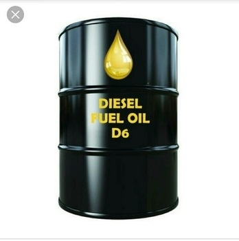 Sell VIRGIN FUEL OIL D6