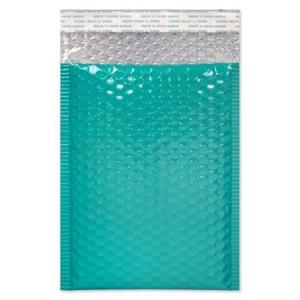 Wholesale bubble envelope: Multicolor Metallic Bubble Padded Envelopes with Self Adhesive Strip