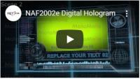 Animation Videos for Micro-learning Contents: Hologram Relaed