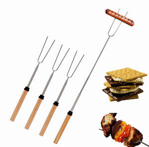 Wholesale BBQ, Grilling & Outdoor Cooking: Single Use Rotating Fork
