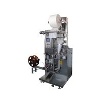 Sell round tea bag coffee bag packing machine
