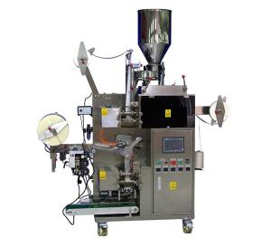 Wholesale filter bag making machine: Tea Bag Packaging Machinery with Tag and String