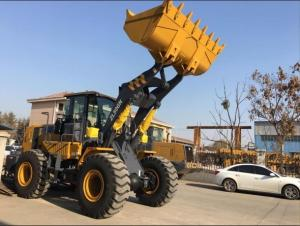 Wholesale shangchai: ZL50GN 5 Ton XCMG Wheel Loader for Sale