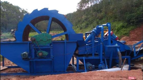 Sell sand washing machine