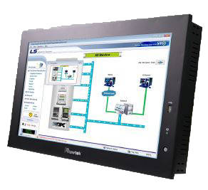 Wholesale touch screen pc: 21.5 Inch Touch Screen Panel PC (NTP21SL-i)