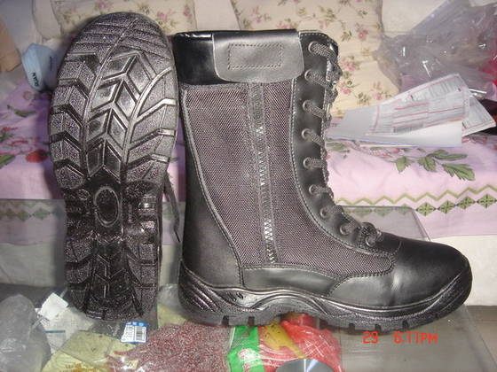 Sell Military Boot Desert Boot Jungle Boot Combat Boot Officer Shoes