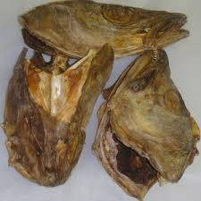 Wholesale dried stockfish heads: Quality Stockfish Head / Cod and Dried Stock Fish Sizes