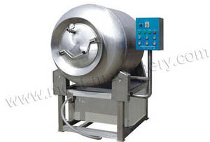 Wholesale frozen meat machine: Vacuum Meat Tumbling Machine