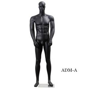 Wholesale cheap clothing: Cheap Clothing Muscle Black Male Mannequin for Dressform