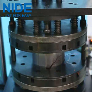 Wholesale compression pump: NIDE Full-automatic small stator final forming machine
