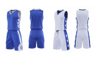 Wholesale kid's wear: Custom Made High Quality Breathable Youth Basketball Jersey Team Uniform Basketball Sets