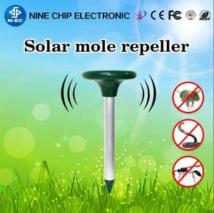 Wholesale solar pest controller: Outdoor Ultrasonic Pest Monkey Control Mice Snake Repeller with Solar Power