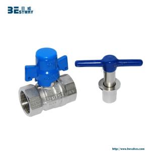 Wholesale lockable: Modern Brass Lockable Ball Valve