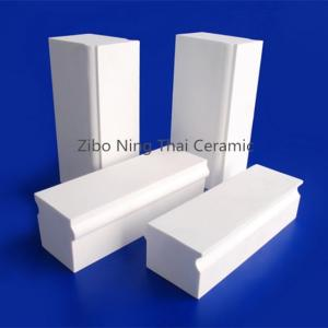 Wholesale high alumina brick: High Alumina Ceramic Wear Lining Bricks for Ball Mill