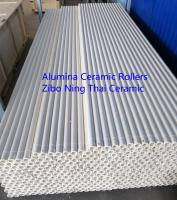 High Temperature Alumina Ceramic Roller Used in Ceramic Tiles Production Line 7