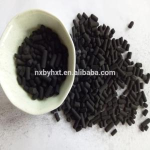 Wholesale coconut oil filter: High Quality Granular Coal Based Activated Carbon CTC60 for Air Purification