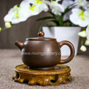 Wholesale pottery: Chinese Qinzhou Nixing Pottery  Pure Handmade Maestro Kungfu Tea Pot