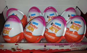 Wholesale Chocolate: Ferrero Chocolate Kinder Joy Surprise Egg
