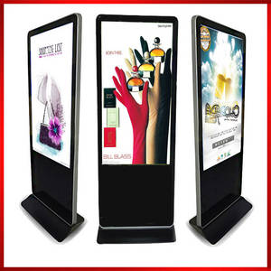 Wholesale uninterrupted power supply: 42 Inch Network Android Touch Flat Screen TV for Advertising