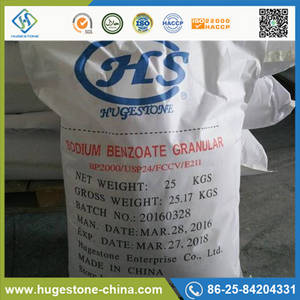 Wholesale Preservatives: Sodium Benzoate