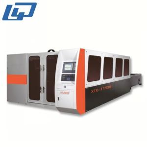 Wholesale sheet metal machines: High Speed Auto Exchange Table Sheet Metal Fiber Laser Cutting Machine
