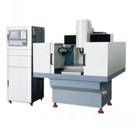 High Precision 3D CNC Router CNC Metal Mould Engraving Machine